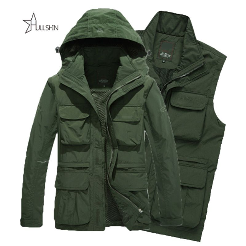 Army AFS JEEP Jacket 2017 Men Military Tactical Coat Winter Windproof Jackets Camouflage Clothing sjia872