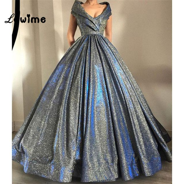Arabic Turkish Dubai Women Evening Dresses Kaftan Formal Gowns 2018 New Arrival Abendkleider Dress Elegant For Party