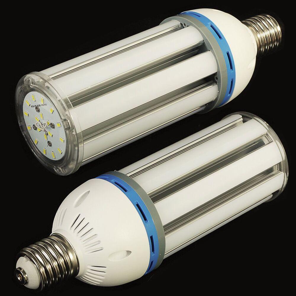 LED Corn Light 30W 40W 50W 60W LED Lamps E27 E40 Corn Lighting Warm/Cool White AC85-265V Factory Supply