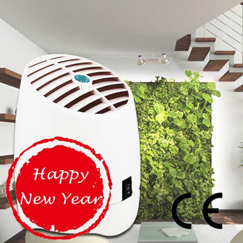Coronwater La Maison et le Bureau Purificateur D'air avec Diffuseur de parfum, Générateur D'ozone et Ioniseur, GL-2100 CE RoHS