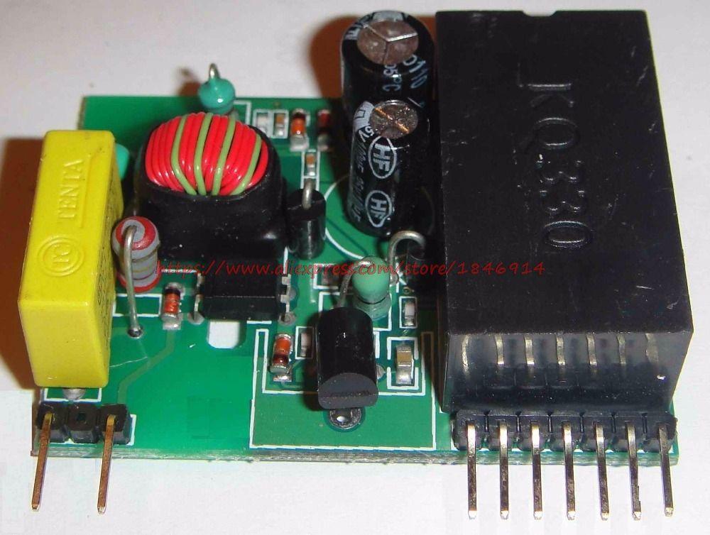 KQ-130F power line Carrier módulo/sin componentes externos