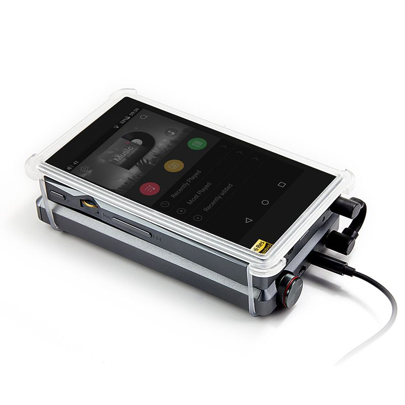 Bundle Verkauf von FiiO Portable Hallo-Res Musik-player X5 MKIII Mit Kopfhörerverstärker A5
