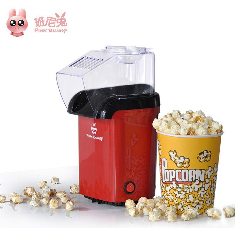 Automatic Silicone Microwave Magic Popcorn Maker DIY Popcorn Machine Mini Machine for children gifts EU plug free shipping