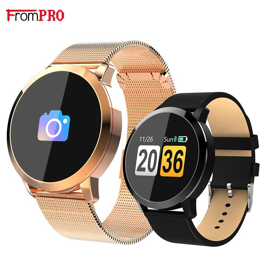 Q8 Smart Bracelet Watch Color Blood Oxygen Heart Rate Monitor Information Push Bluetooth 4.0 Smart Band for Android ios Phones