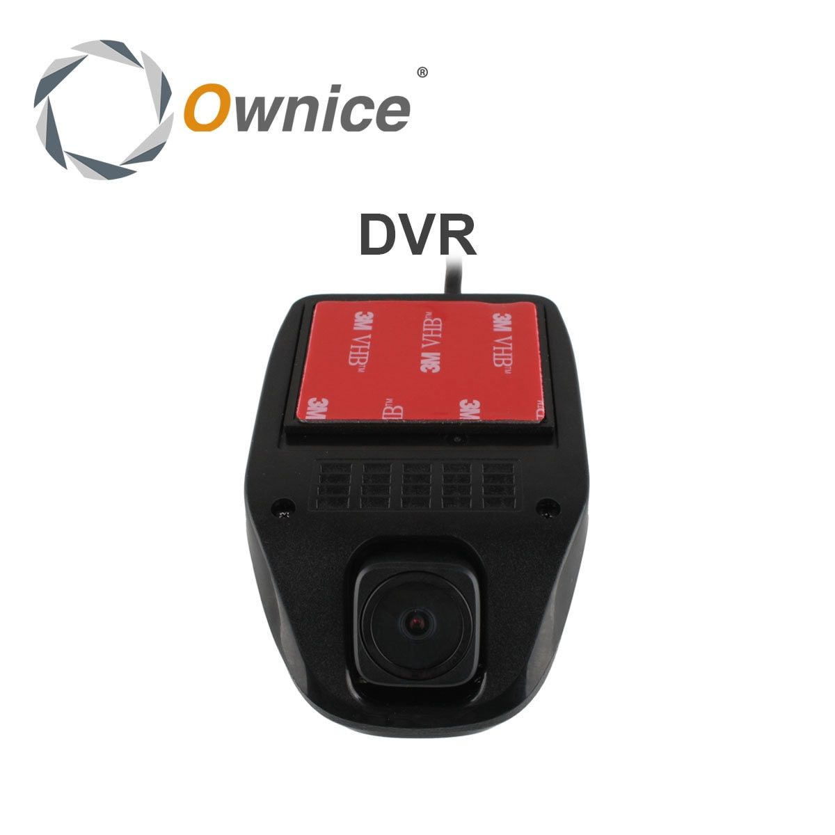 Special DVR without Battery For Ownice C500 Car DVD and the DVD manufacture date must after 10th of April, 2017 (included 10th).