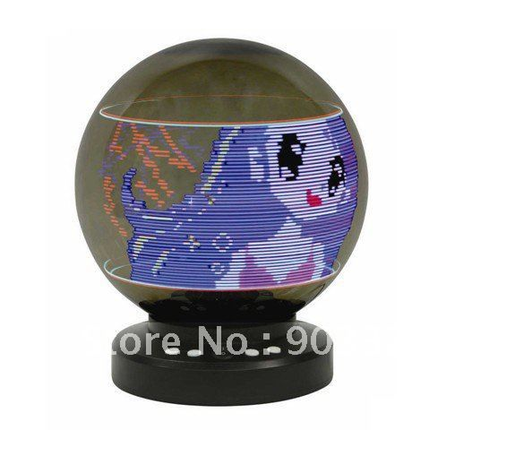 300mm 48 Hohe Geschwindigkeit Pixel LED Miraball Licht Miraball Mit Fernbedienung für Werbung Hochzeit Und Eröffnungsfeier Exihition