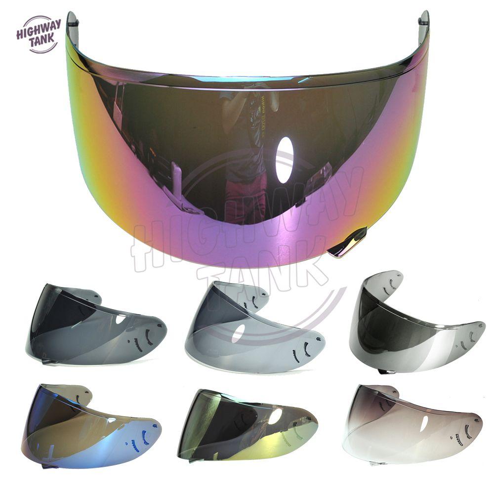 8 Couleurs Moto Visière de Casque Intégral Bouclier Lentille Cas pour SHOEI CW1 CW-1 X-12 XR-1100 Qwest X-Esprit 2X12 Visière Masque