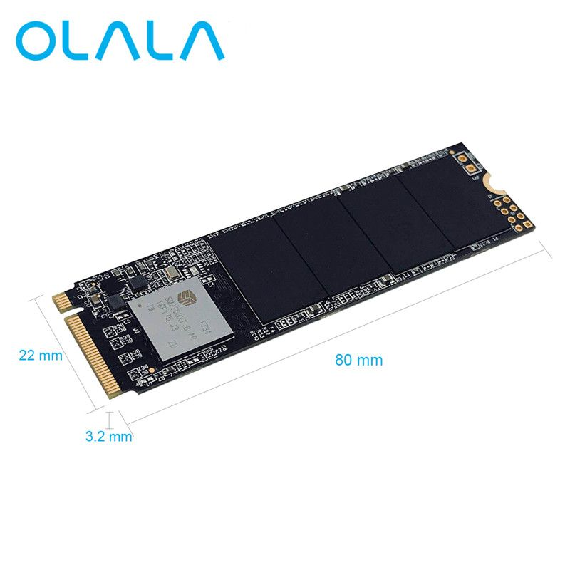 New Arrival OLALA M.2 PCIe SSD Internal Solid State Drive Super Speed 480GB M.2 SSD PCIe NVMe For PC Laptop Server