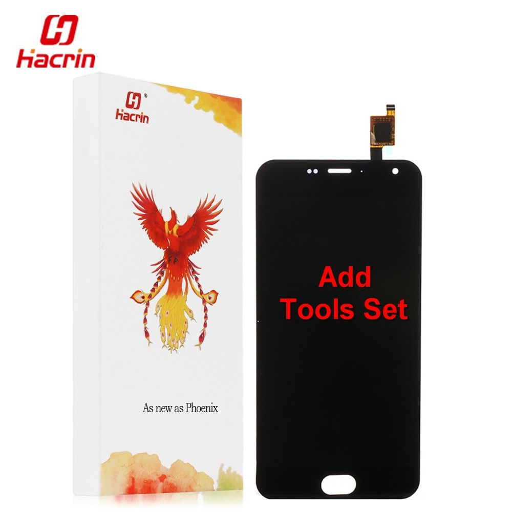 hacrin Meizu M2 mini LCD Display 5.0inch + Touch Screen + Tools Premium HD Digitizer Assembly Replacement For Mobile Phone