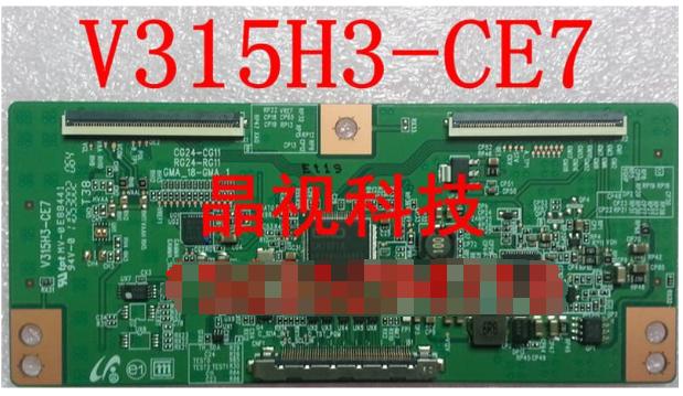 View description! V315H3-CE7  Logic board    TPT420H2-LE5 REV.C1A 90