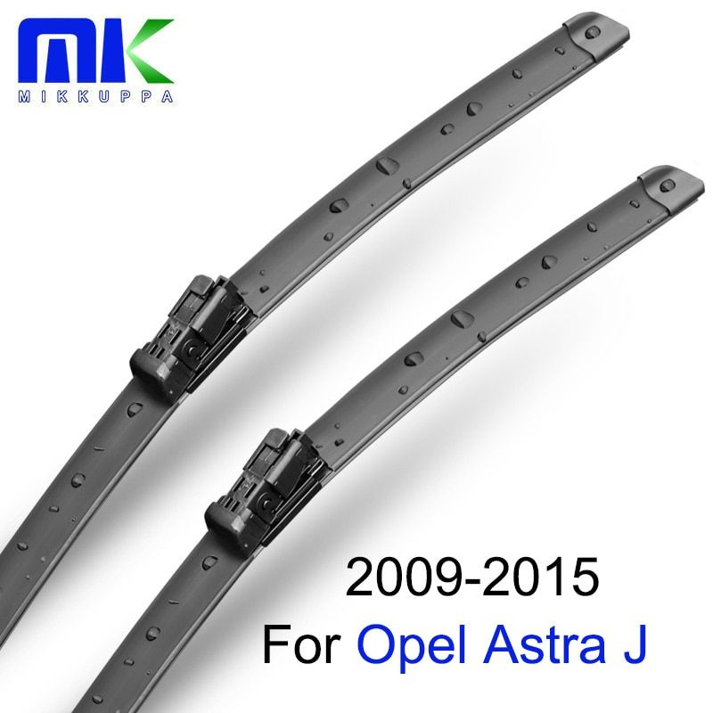 Mikkuppa Wiper Blades For Opel Astra J 2009-2015 Pair 27