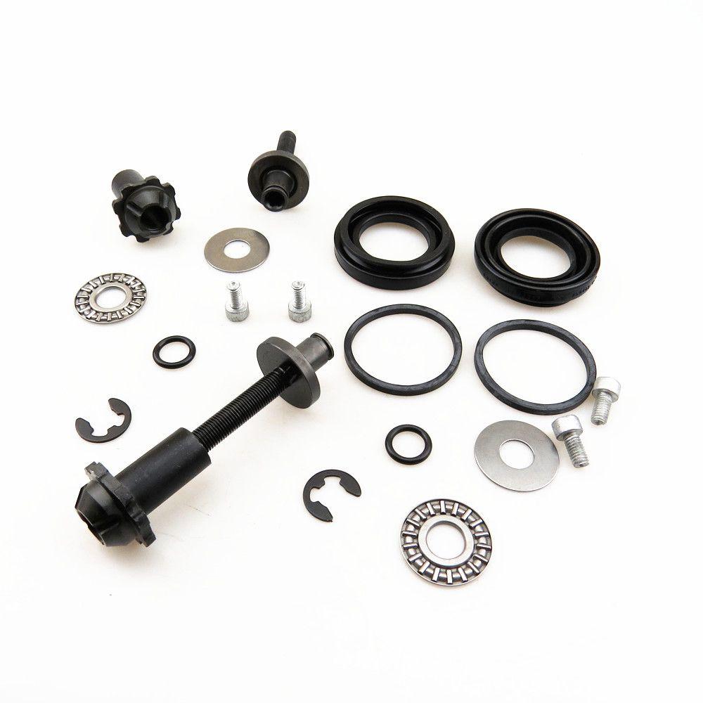 DOXA 6 Teeth Rear Handbrake Brake Caliper Screw Washer For A6 Q3 VW Passat B6 B7 Seat Alhambra II 32326315 4F0615404F 32332082