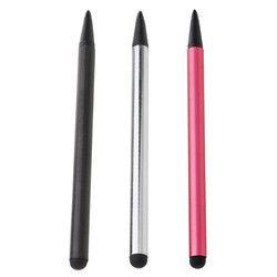 2 in1 сенсорный экран ручка стилусы Универсальный для iPhone iPad samsung Планшеты телефон горячая распродажа