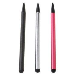 2 in1 Touch Screen Pen Stylus Universal For iPhone iPad Samsung Tablet Phone hot sale