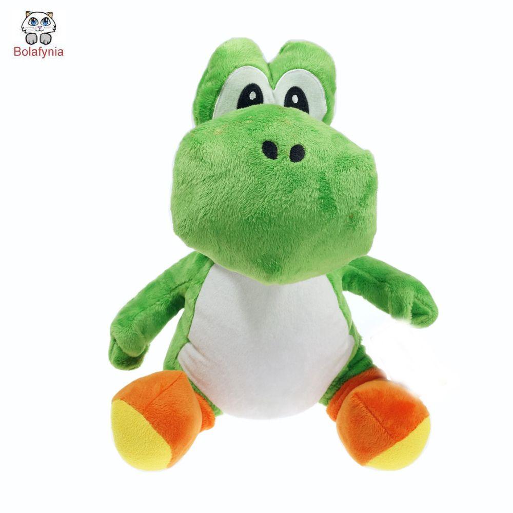BOLAFYNIA Super Mario Bros enfants en peluche jouet dragon bébé enfant en peluche cadeau d'anniversaire