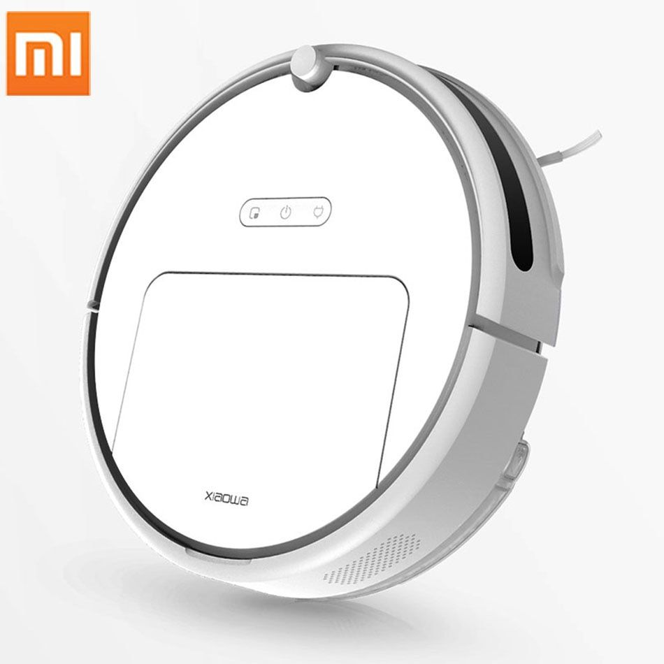 New Xiaomi 3 Robot Vacuum Cleaner Xiaowa Planning Edition Vacuum Cleaner with Mopping Sweeping Roborock Mijia APP Control E20