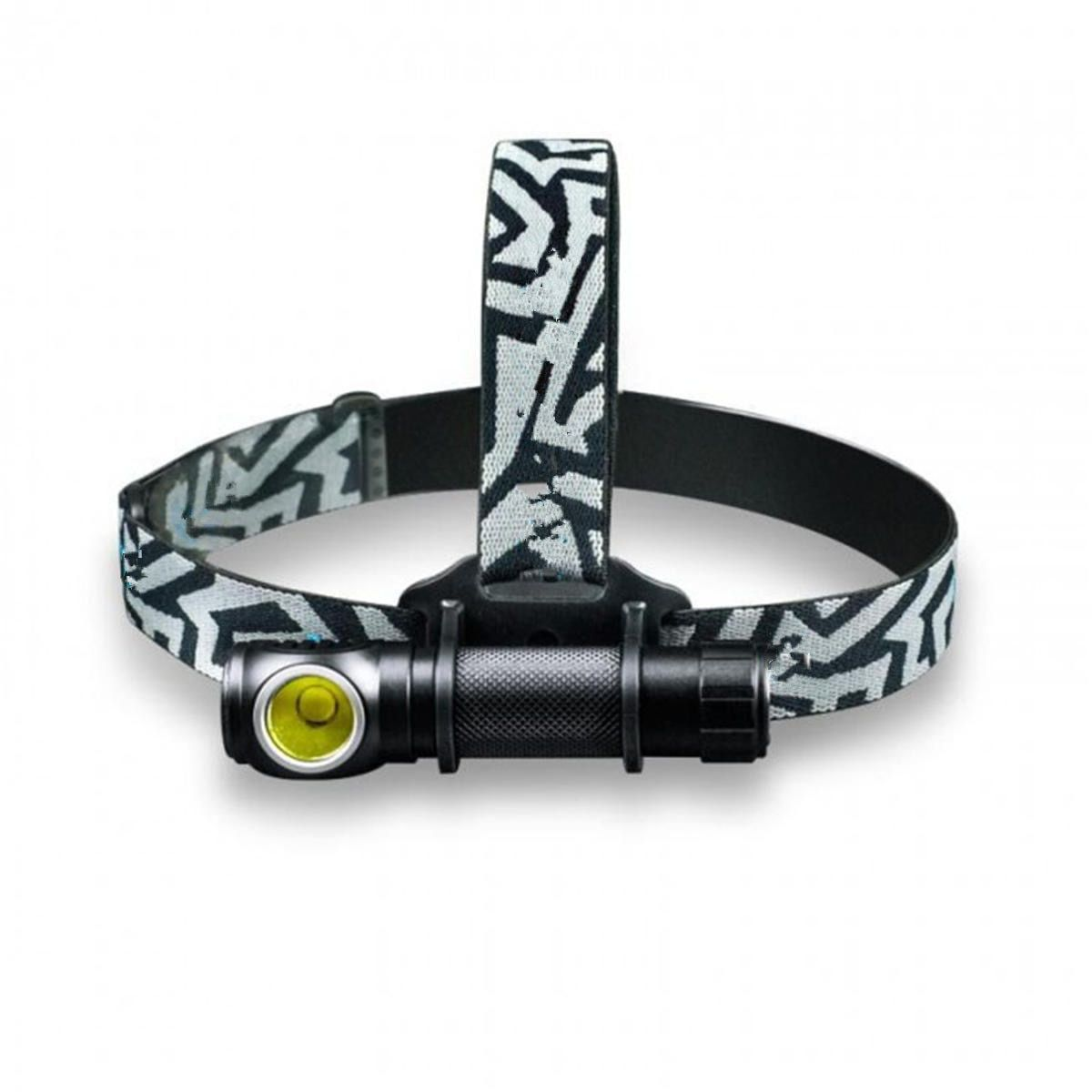 HR70 XHP70.2 3000LM Brightness Magnetic USB Charge Handheld Flashlight Hiking Light Charge LED Flashlight 2018 NEW