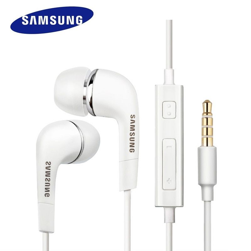 SAMSUNG Earphone EHS64 Headsets Wired  with Microphone for Samsung Galaxy S8 S8 S9+ etc Official Genuine for  Android Phones
