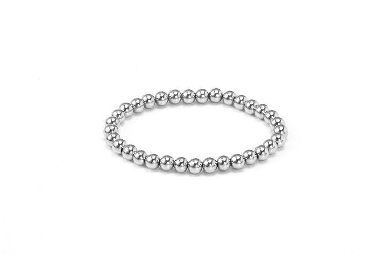 Bracelooty Mode en acier inoxydable bracelet avec beaucoup de petites boules deux style availble pour filles ou garçons