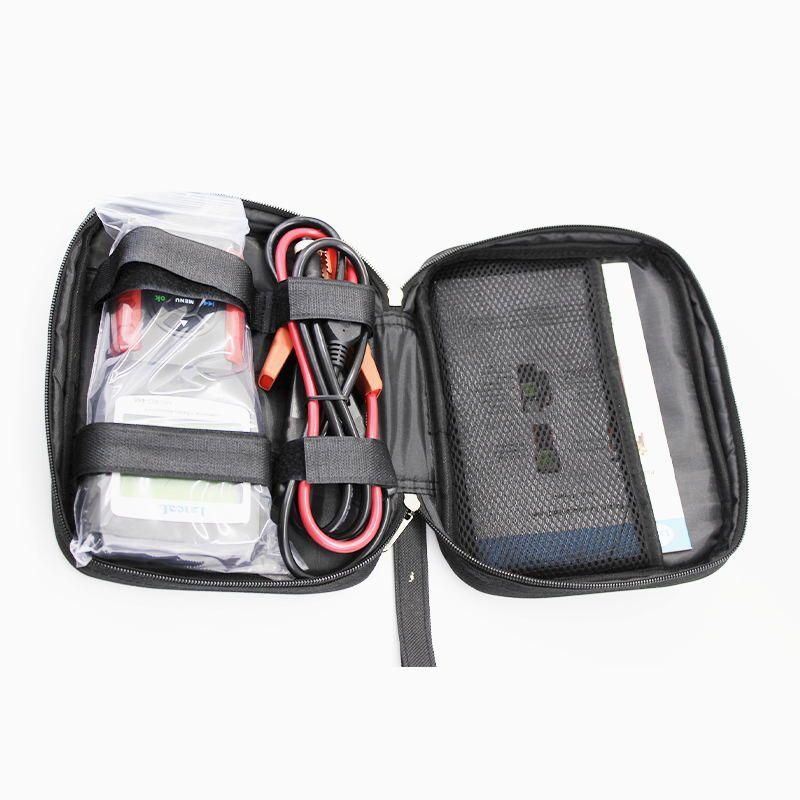 LANCOL 12 V Auto Batterie Tester Diagnose Werkzeug Veränderbar Kabel Bequem Digital Batterie Analyzer MICRO-468 Tester Batterie Auto