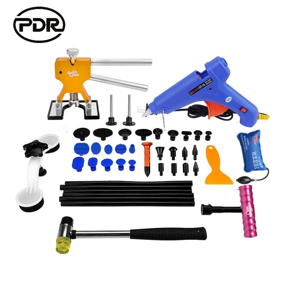 PDR Hand Tool Sets Combination Paintless Dent Repair Household Tool Set Car Dent Repair Kit Fast Shipping