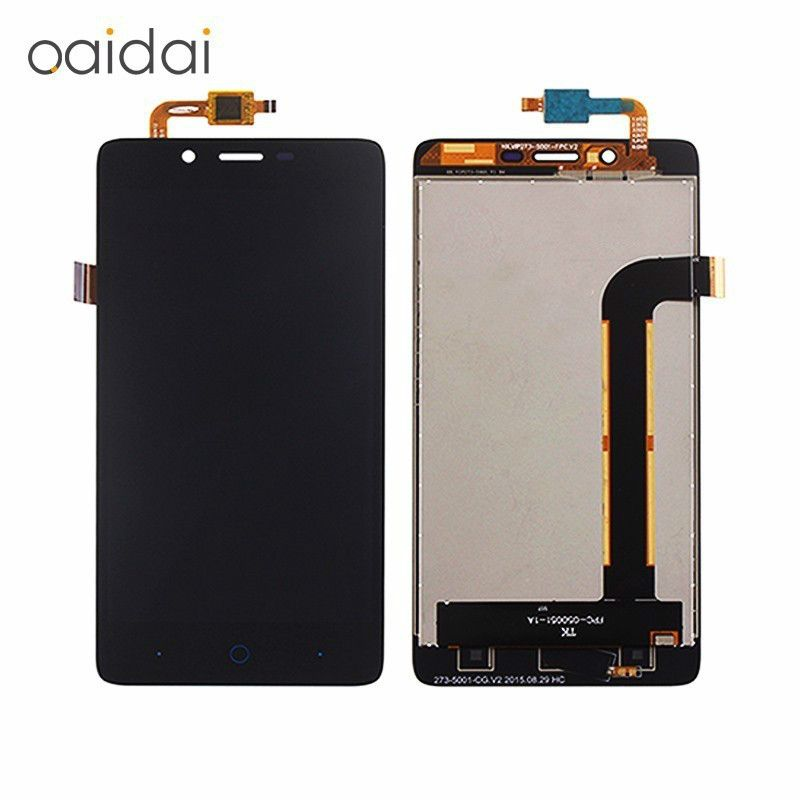 LCD Display Touch Screen For Elephone P6000 Pro Phone Mobile Assembly With Digitizer Parts Lcds Touch Tools Replacement Free