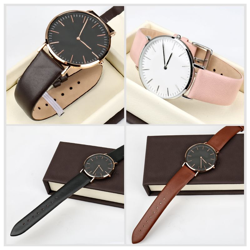Hot-sale Men Women Black Brown Blue 7 colors Silicone Rubber Watchband Strap watch Band Waterproof for wristwatches 16mm ~ 24mm