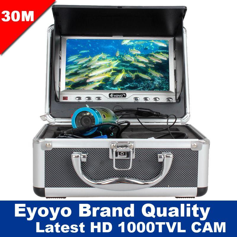Brand Eyoyo Original 30M 1000TVL Fish Finder Underwater Fishing 7