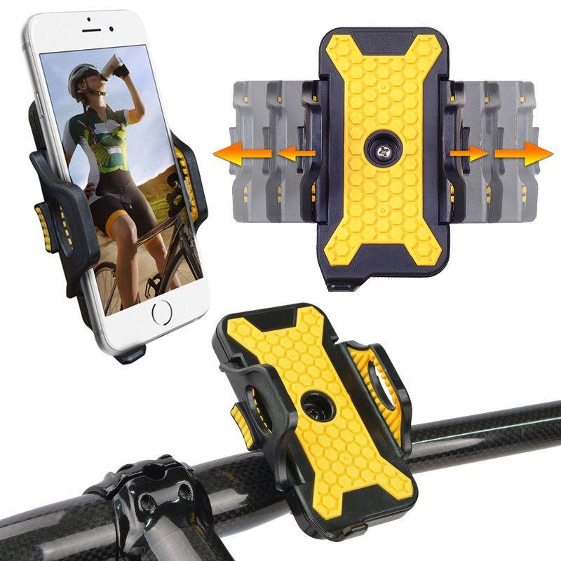 Pour Samsung Galaxy S7 S6 Edge S5 S4 S3 mini Note 7 5 4 3 2 Universel Vélo Mobile Téléphone Titulaire Support Vélo Stand soutien
