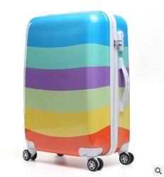 Mujeres viaje equipaje Spinner maleta hombres Travel Rolling Case sobre ruedas 20 24 pulgadas señora viajes ruedas maleta trolley bolsa