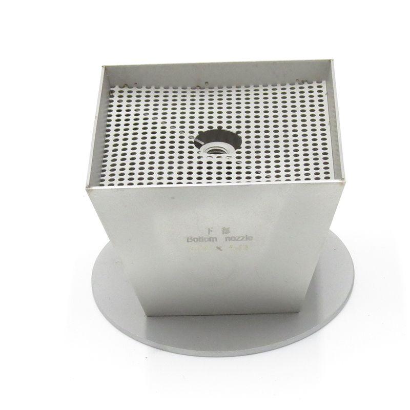 50mm x 50mm Bottom Bga Hot Air Nozzle For Honton / Zhuomao / SCOTLE-IR360 SCOTLE-HR6000 SCOTLE-HR460 SCOTLE-HR460C Station