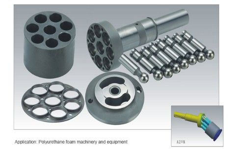 Rexroth repair kits piston pump engineering parts A2VK12 plunger pump oblique pump spare parts