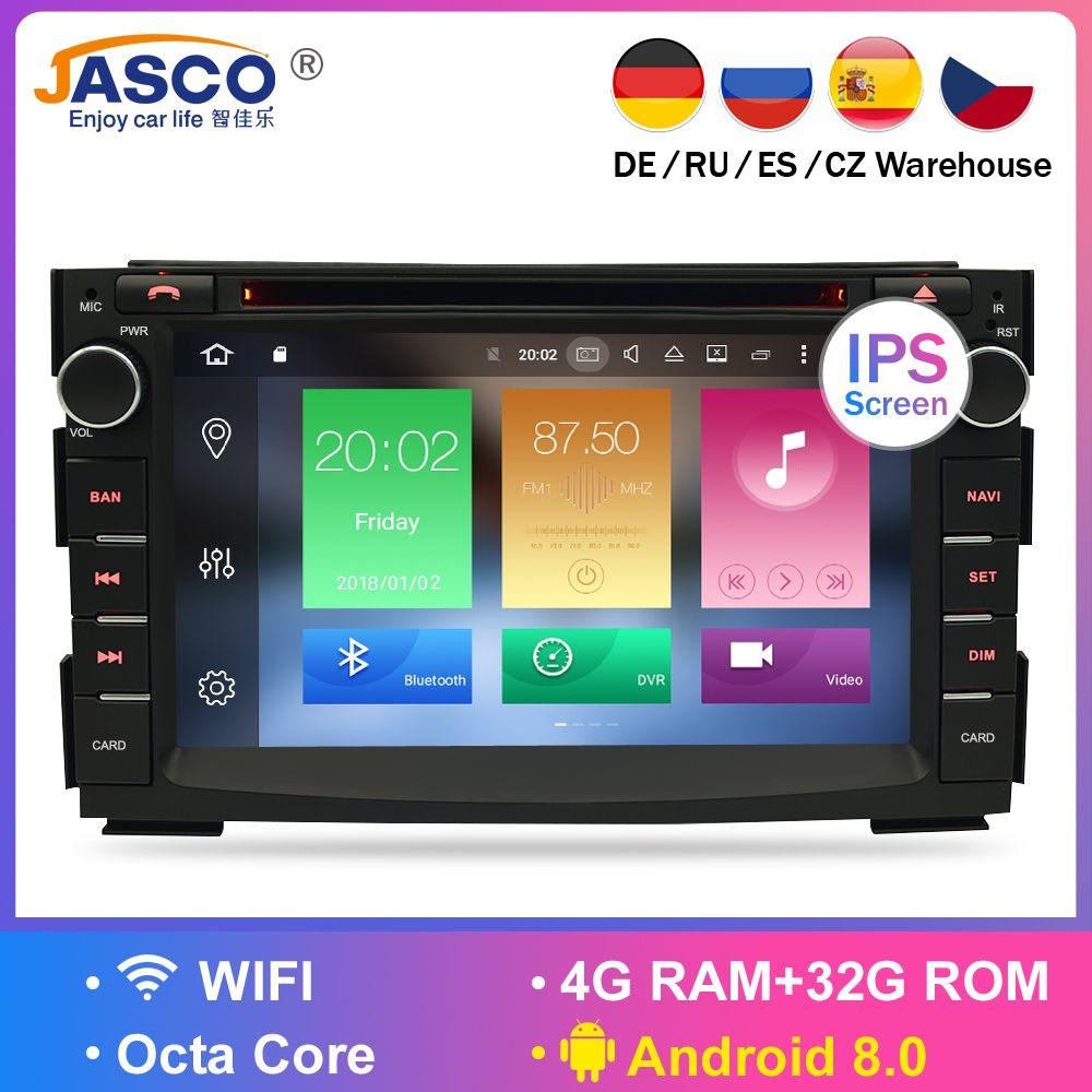 4G RAM Auto DVD-Stereo-Player GPS Glonass Navigation Multimedia für Kia Ceed 2010 2011 2012 Auto RDS Radio audio Video steuergerät