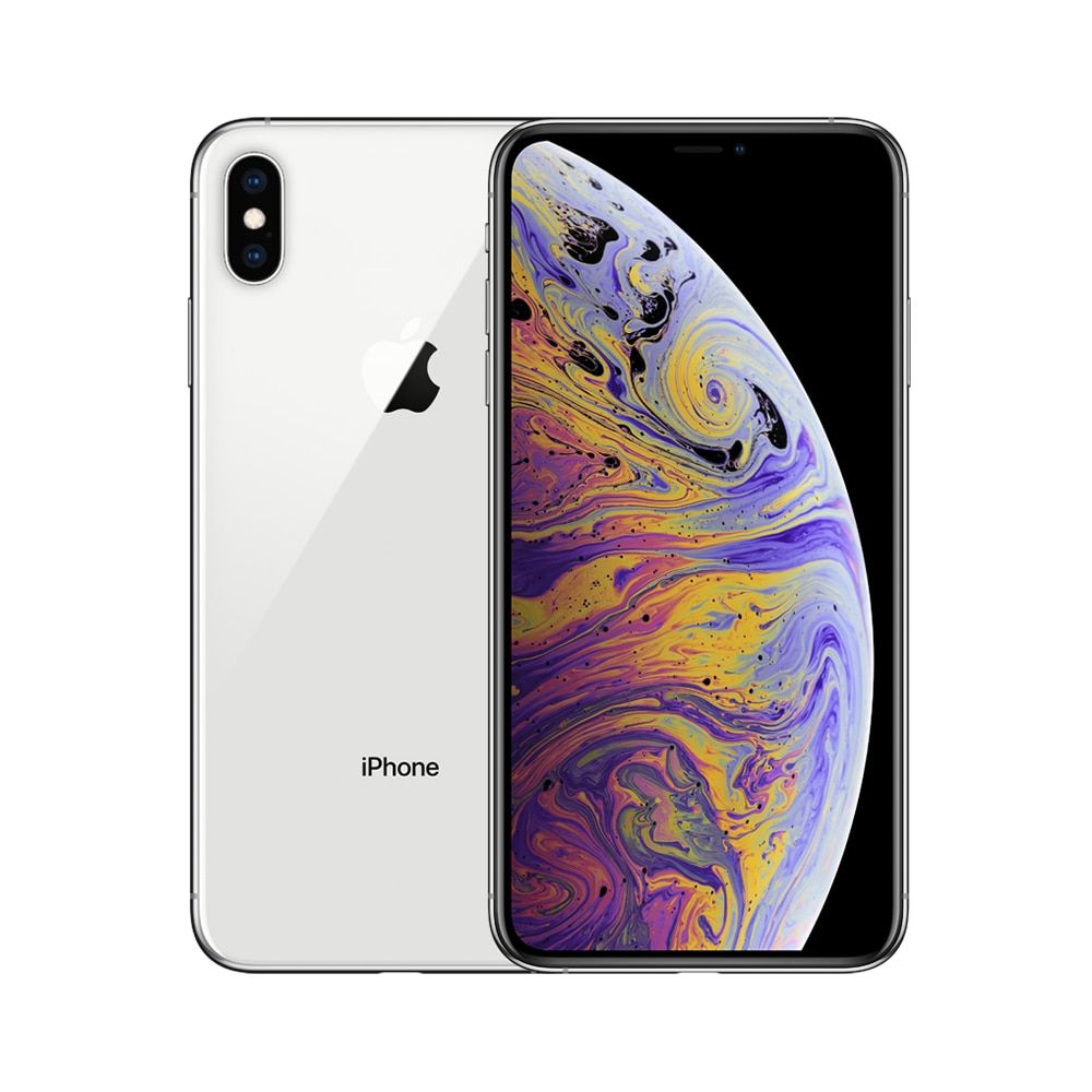 Apple iPhone XS Max 64 gb/256 gb/512 gb (US Version) | 6,5 zoll Großen Bildschirm 4G Lte Apple Smart Telefon