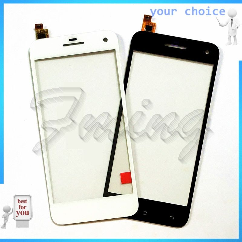 Mobile Phone Touch Screen Digitizer Replacement For Gigabyte Gsmart Guru G1 Touch Panel Sensor Front Glass Touchscreen Touchpad