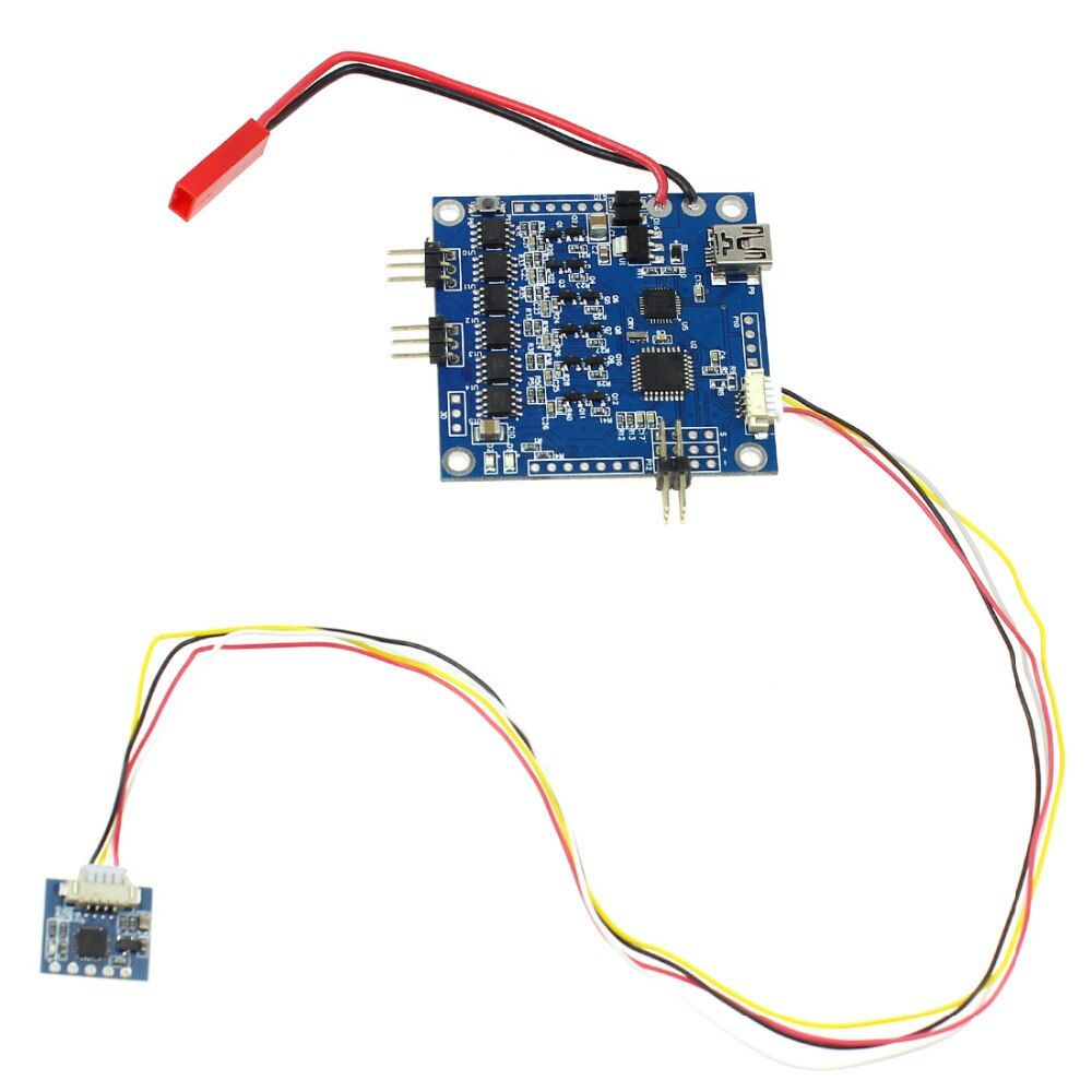F05834 BGC 2.0 caméra sans balai cardan AIO contrôleur carte russie Firmware w/capteur FPV