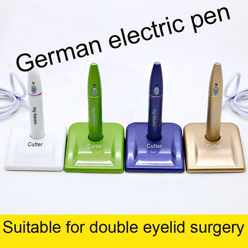 Eyelid Tools Double Eyelid Hemostatic Charger Electric Coagulation Pen Hemostat Ophthalmic Electric Cautery Pen Coagulation