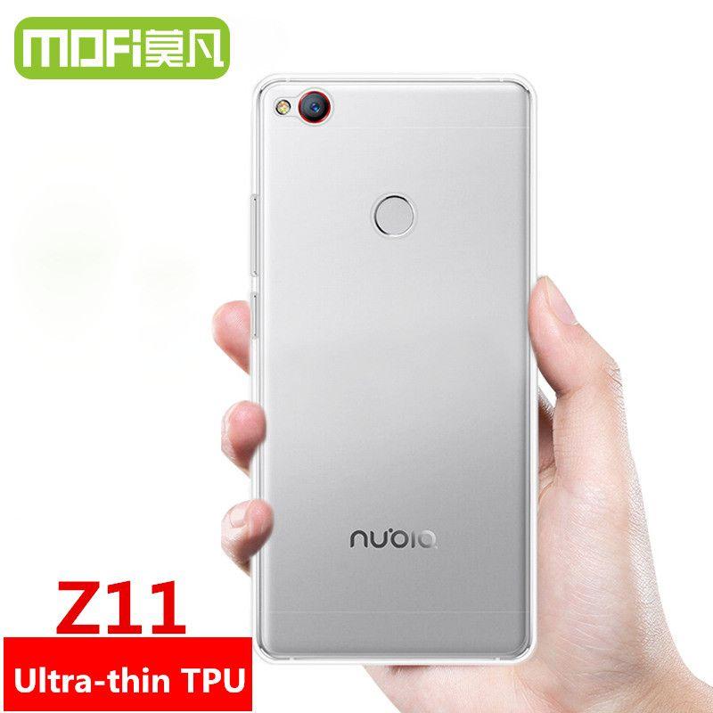 Nubia Z11 case MOFi original ZTE Nubia Z11 820 case cover TPU case silicon back cover 6gb 128gb 64gb phone cases coque funda 5.5