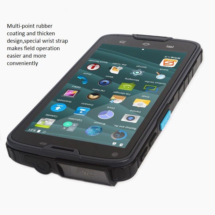 5 Zoll Touch Screen Android Tablet PDA mit Eingebautem 2D Barcode Reader, NFC, Bluetooth, WIFI, GPS, 4G LS5S (2D)