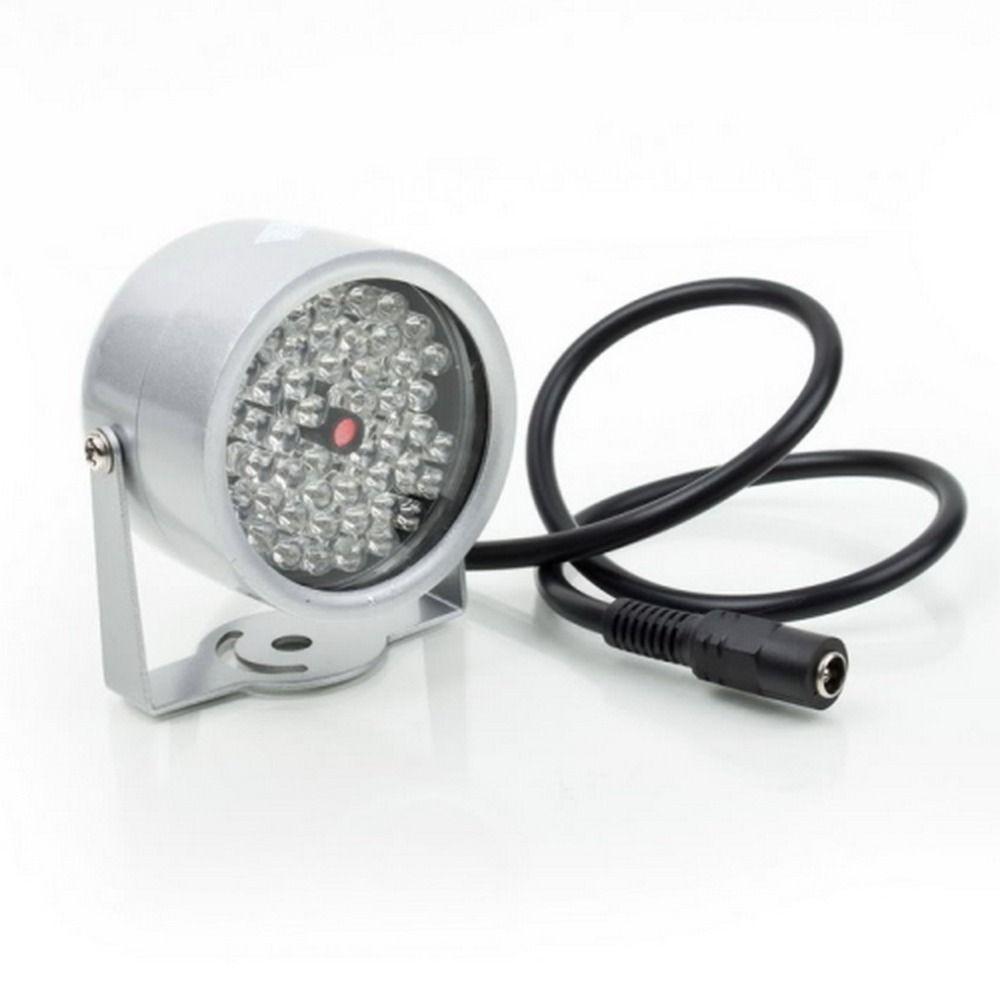 2017 neue Durable 48 Led infrarot-led-hilfslicht CCTV-IR Infrarot-nachtsicht Für Überwachungskamera