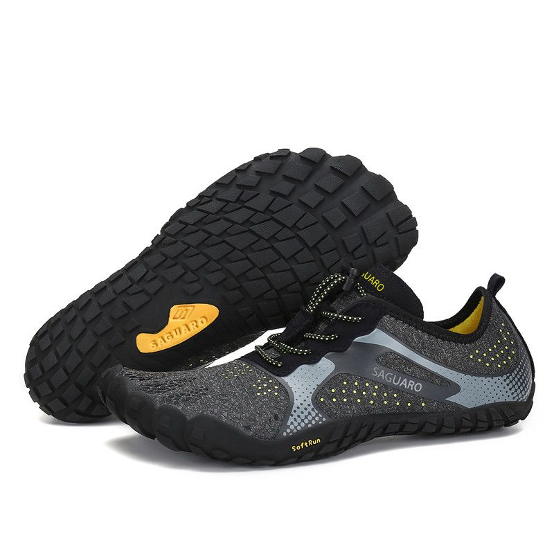 Summer Water Shoes Men Beach Sandals Upstream Aqua Shoes Man Quick Dry River Sea Slippers Diving Swimming Socks Tenis Masculino