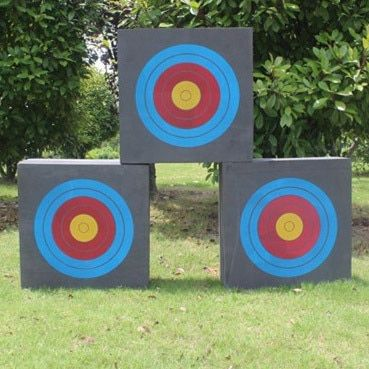 1pc Direct selling Eva sponge archery target archery equipment durability for recurve bow and compound bow match or game
