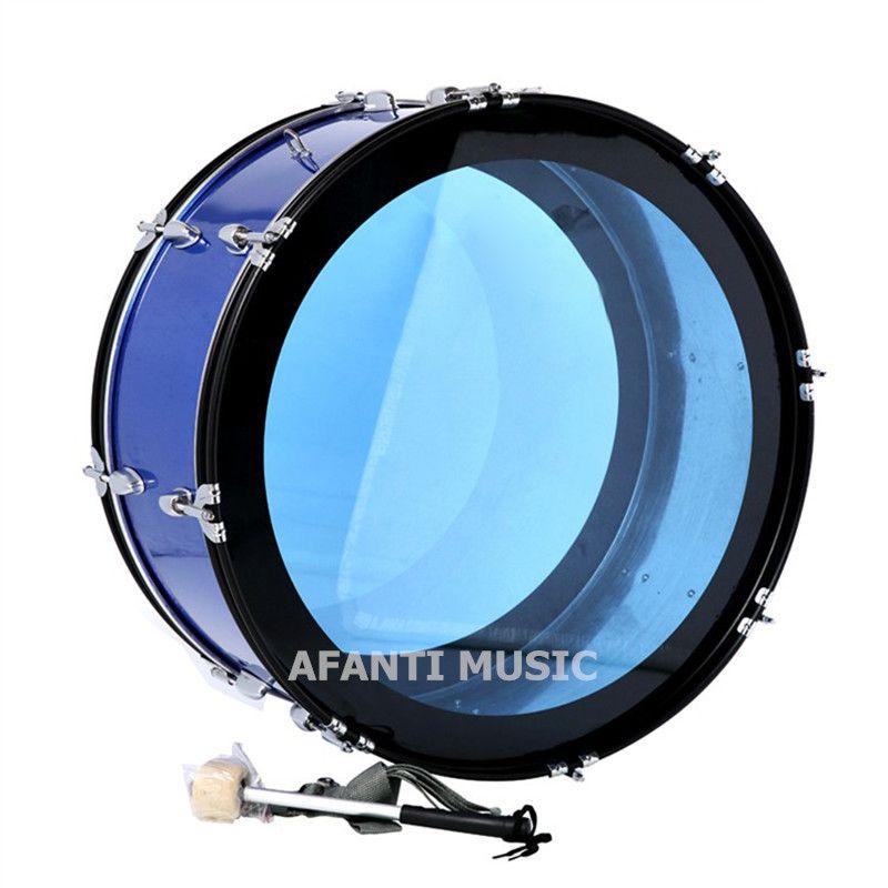25 zoll/Blau Afanti Musik Bass Drum (BAS-1513)