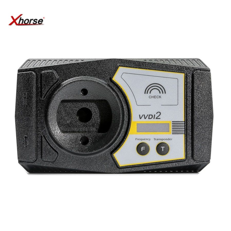Original Xhorse VVDI2 Commander Programmer with Basic and For VW Module Plus 5th IMMO Authorization and For Porsche Function