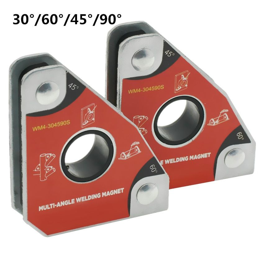 NdFeB Multi-angle Welding Magnet Clamp Strong Pulling Force Neodymium Magnetic Industrial Magnets for Holding or Fixed Metal