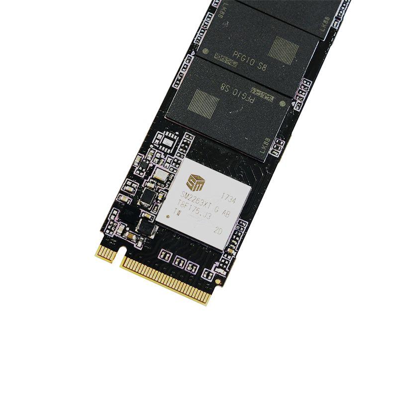 Neue KingSpec 2280mm PCI-e Signal Gen3.0x4 NVMe M2 SSD 1TB Interne Festplatte HD SSD M.2 1TB festplatte für Laptop Desktop PC
