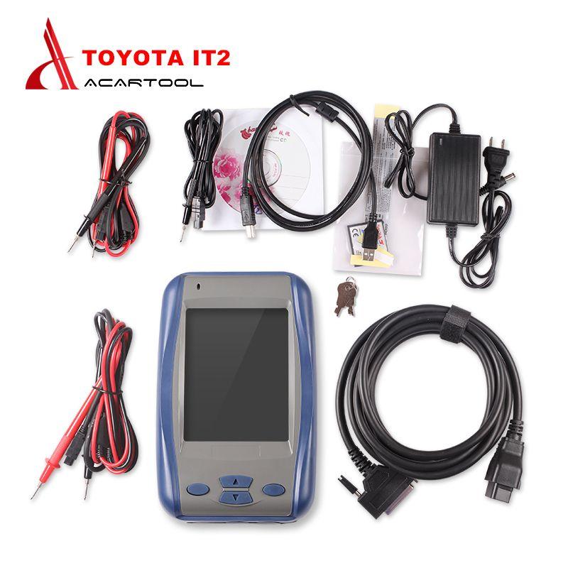 Hohe Leistung für it2, intelligente tester 2 für T-o-y-o-t-a/suzuki ohne Oszilloskop Intelligente tester IT2
