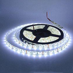 SPLEVISI 5M LED strip 5050 60LED/M DC12V Flexible LED Light Strip RGB Warm Cool White led ruban luces led tiras