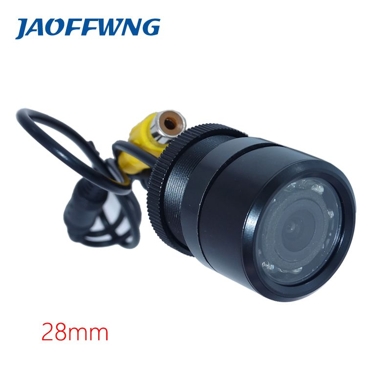 HD car reverse camera IR LED night vision waterproof for car parking video monitor back up /rear view back system