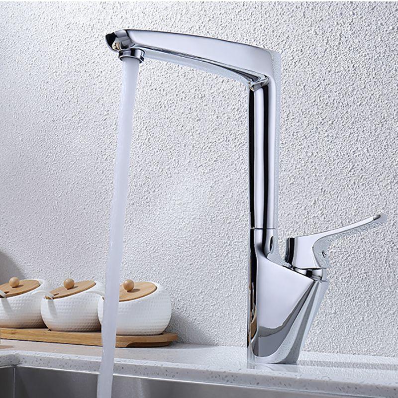 Micoe nouveaux robinets de cuisine mélangeurs robinet de cuisine robinets chaud et froid et eau robinets Chrome évier robinets H-HC112